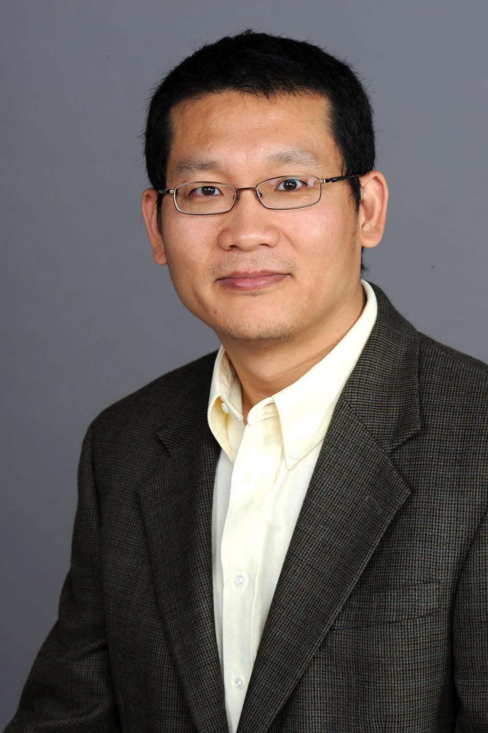 Dr. Jason Liu :