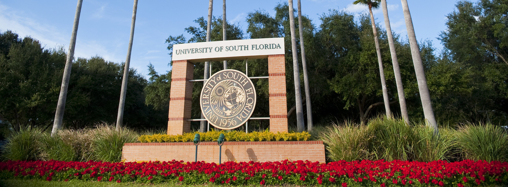 USF Front of Campus