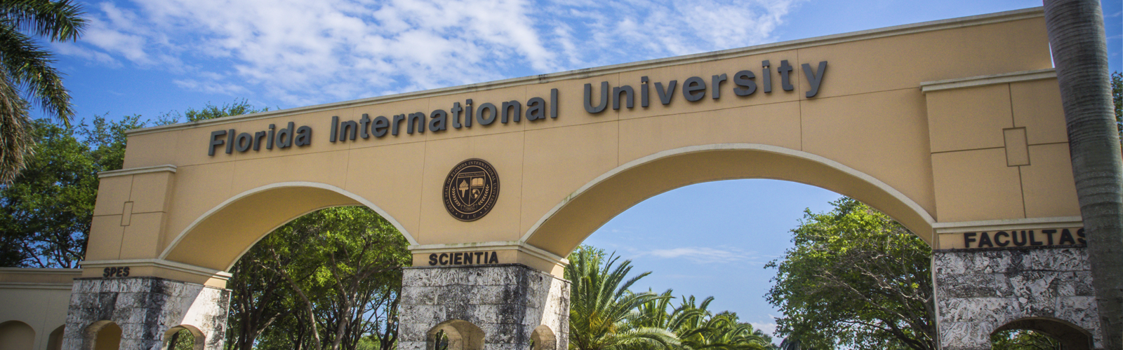 FIU Entrance image